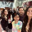 ICarly revival cast and crew on set May 29, 2021