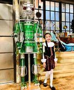 ILove Gwen BTS Malea and Bottle bot