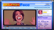 Marta's SplashFace page