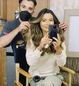 Miranda Cosgrove on set May 3, 2021 (3)