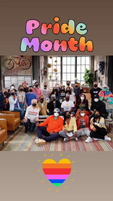 ICarly cast and crew pride month