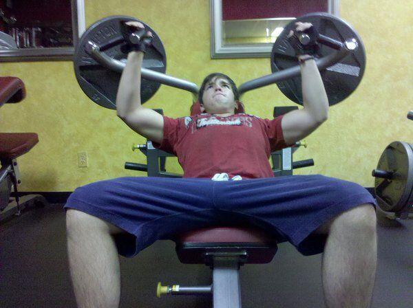 Kress bodybuilding nathan Nathan Kress
