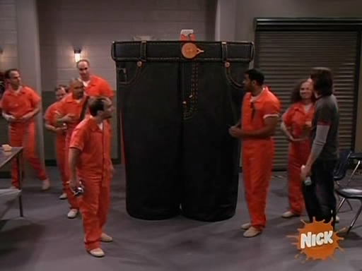 Gigantic Pants