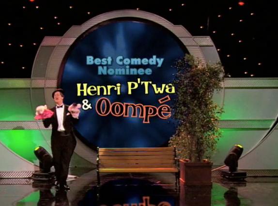 Henri P'Twa and Oompe