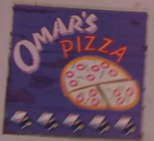 Omar's Pizza