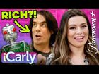 Spencer is Rich?! New iCarly BTS w- Miranda Cosgrove and Jerry Trainor! - NickRewind