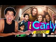I'm in the NEW iCarly Reboot!