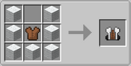 Sheep Disguise Chestplate Recipe