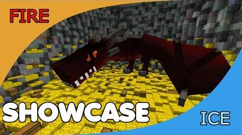 ICE and FIRE Dragon Mod Showcase
