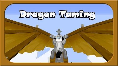 Ice and Fire Dragon Mod Dragon Taming