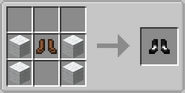 Sheep Disguise Boots Recipe
