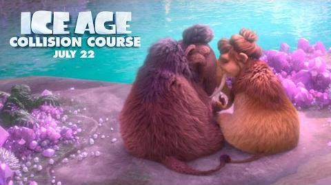Ice Age Collision Course Mammal Mingle