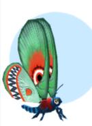 Mega Moth Ice Age Adventures