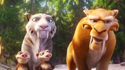 Ice Age Collision Course Shria and Diego are Saber-tooth Tiger's.jpg