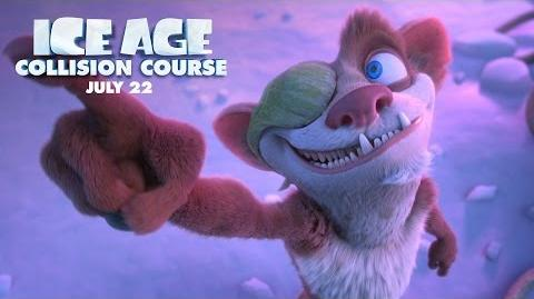 Ice Age Collision Course Figaro