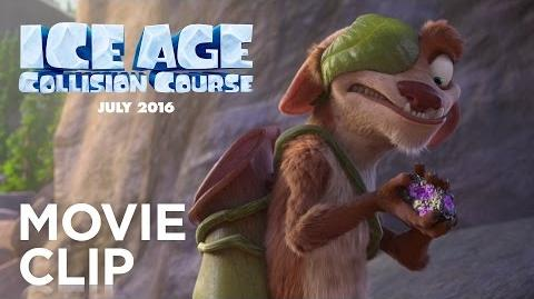 "Ice Age Collision Course ""Space Rocks"" Clip"