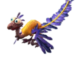 Yellow Archaeopteryx