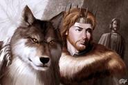 King Robb Grey Wind