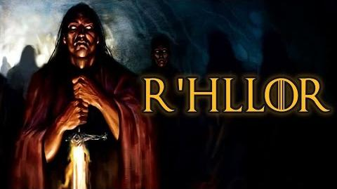 R'hllor - Game Of Thrones, A Song of Ice and Fire