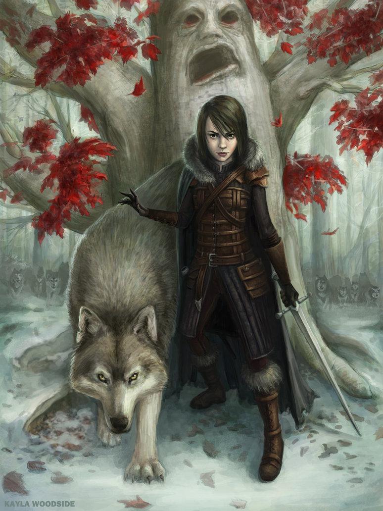 Arya stark and nymeria.jpg
