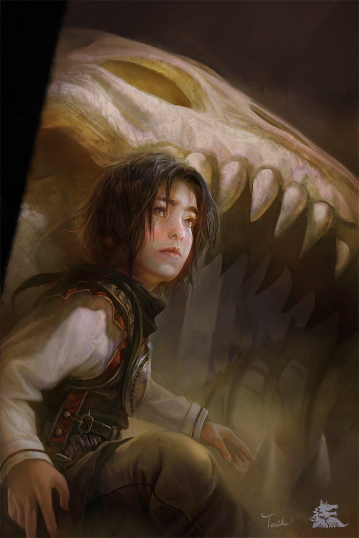 Arya stark by teiiku.jpeg