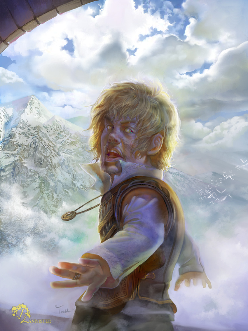 Gcheung28/Read a Paragraph of The Winds of Winter