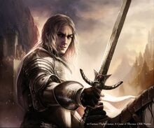 Ser Jaime Lannister by Magali Villeneuve.jpg