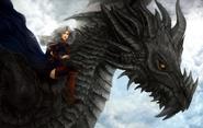 Rhaenys Targaryen by Alexandra Boshevska