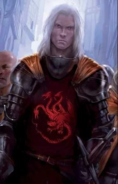 Daemon Targaryen Goldcloaks