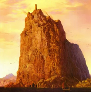 Ted Nasmith A Song of Ice and Fire Casterly Rock