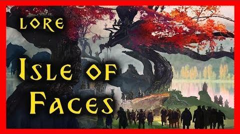 Isle of Faces - Where the Pact was Signed Game of Thrones A Song of Ice and Fire