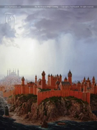 Red Keep at Kings Landing, Ted Nasmith
