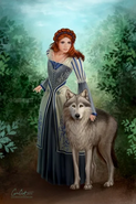 CarrieBest Sansa and Lady