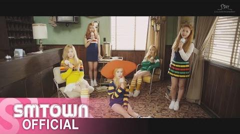 Red Velvet 레드벨벳 Ice Cream Cake Music Video