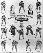 1930-31 Quakers
