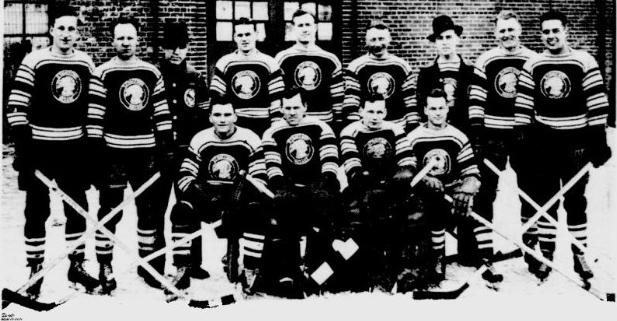 1933-34 OHA Senior B Season