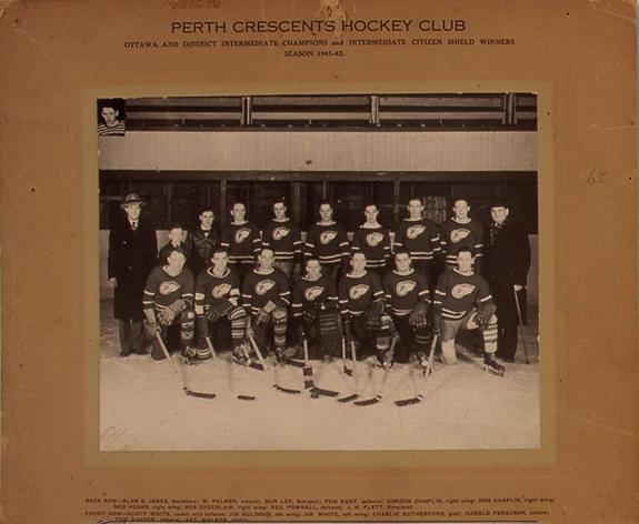1941-42 Ottawa District Intermediate Playoffs