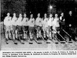 1956-57 MetMtlHL Season