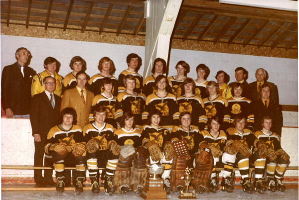 1971-72 OHA Junior D Season