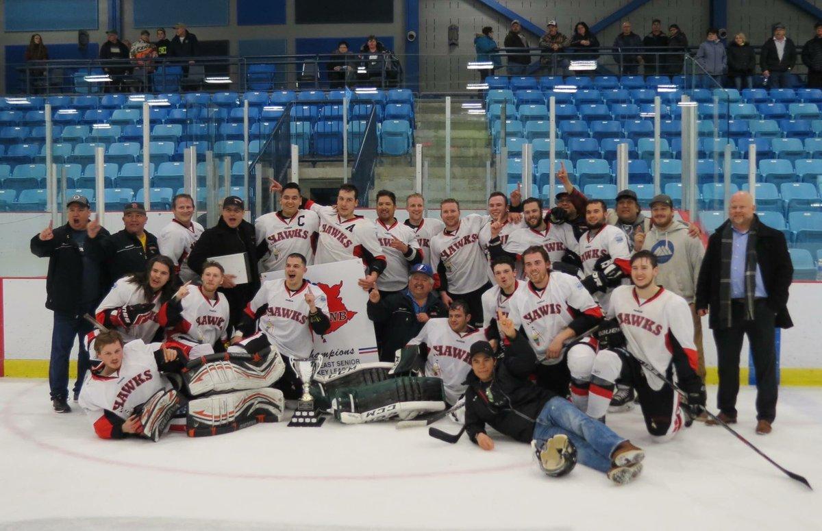 2017-18 North East Senior Hockey League Season