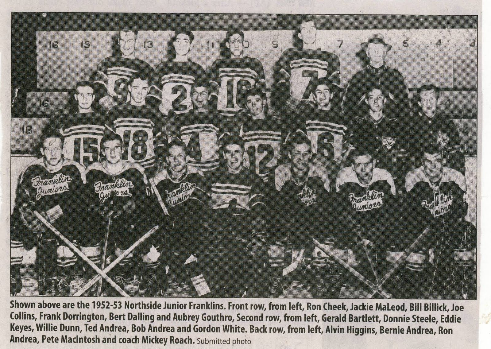 1952-53 Maritimes Junior Playoffs