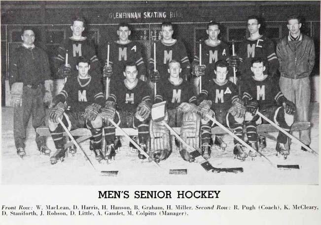 1958-59 OSLC Season