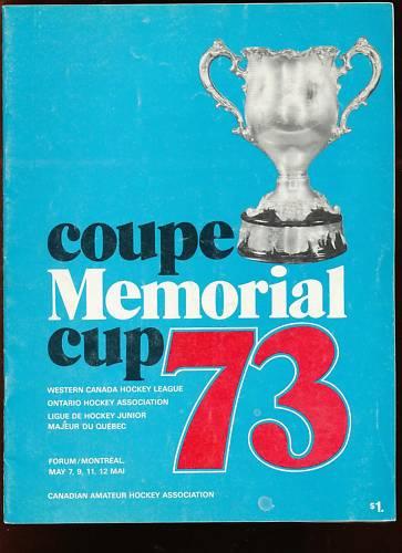 1973 Memorial Cup