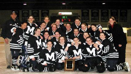2002-03 NESCAC Women's Season