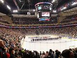 High school boys ice hockey in Minnesota