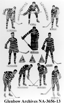 1931-32 Alberta Intermediate Playoffs