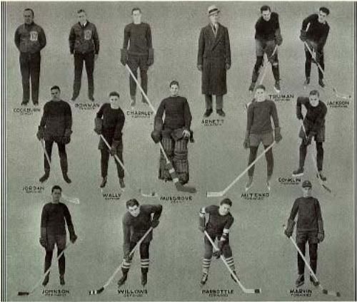 1931-32 University of Manitoba season