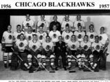 1956–57 Chicago Black Hawks season