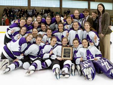 2009-10 NESCAC Women's Season