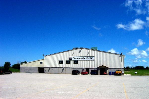 Ripley-Huron Community Centre Arena
